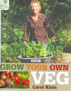 R.H.S Grow your own veg