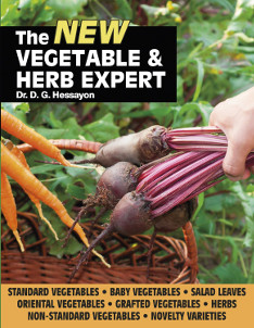 The New Vegetable & Herb Expert by D.G Hessayon