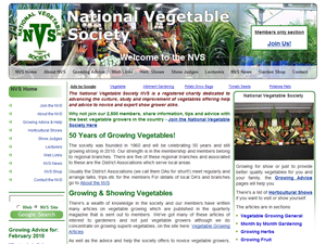 National Vegetable Society