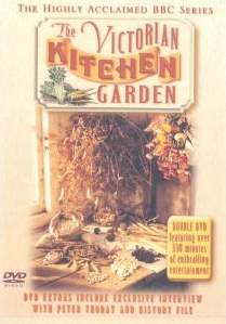Victorian Kitchen garden Dvd cover